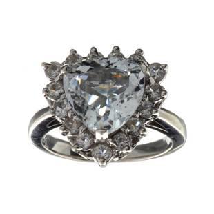 APP 23k Fine Jewelry 255CT Beryl Aquamarine And