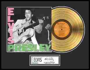 ELVIS PRESLEY Elvis Presley Gold LPLimited Edition