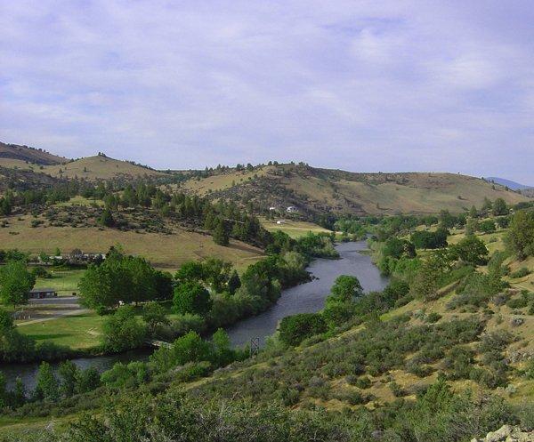 212: GOV: CA LAND, 1.65 AC. KLAMATH RIVER, STR SALE