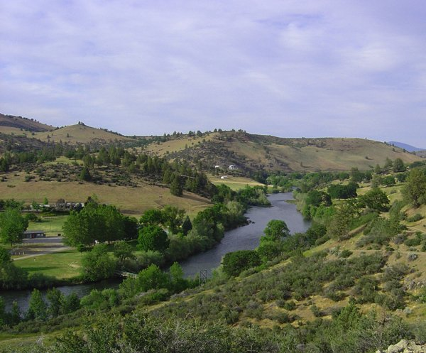 240: GOV: CA LAND, 1.17 AC. KLAMATH RIVER, STR SALE