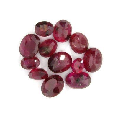 519: APP: $7.2k 18.66CT Ruby Parcel - Precious Gems