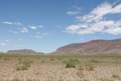 2801: GOV: NM LAND, 10 AC. RANCHETTE, B&A $124/mo