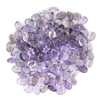 209: 100.00CT Amethyst Parcel - Investment Gems