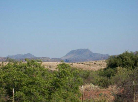 45: GOV: TX LAND, 40 AC. BREWSTER, STR SALE