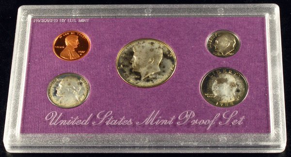 3012: 1988 U.S. Proof Set Coin, Potential Investment
