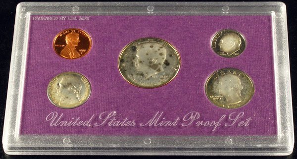 3020: 1988 U.S. Proof Set Coin, Potential Investment
