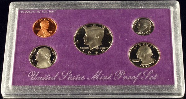 3026: 1992 U.S. Proof Set Coin, Potential Investment