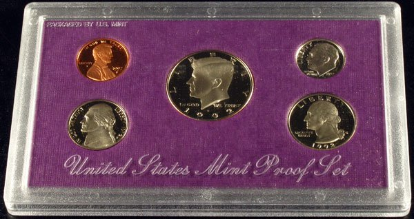 3046: 1992 U.S. Proof Set Coin, Potential Investment
