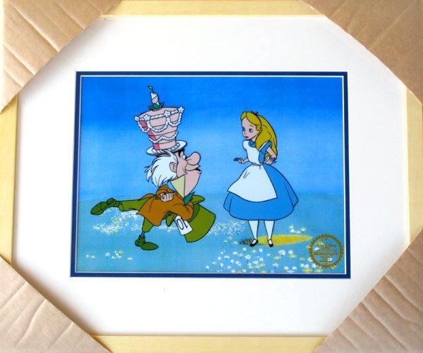 1518: Limited Edition Walt Disney Alice in Wonderland S