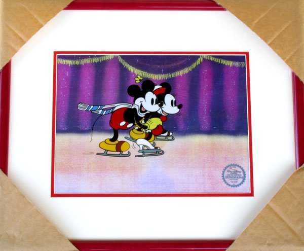4514: Limited Edition Walt Disney Mickey and Minnie Mou