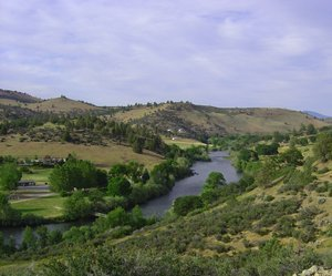 6018: GOV: CA LAND, 1.10 AC., NEAR KLAMATH RIVER-FISH-R