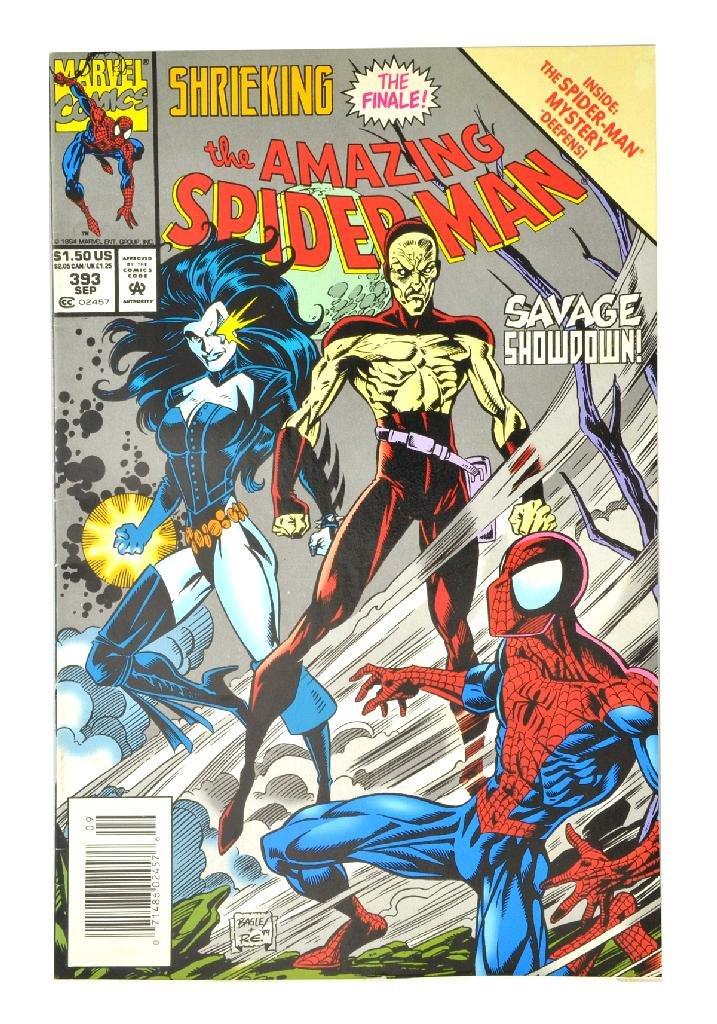 Amazing Spider-Man (1963 1st Series) Issue #393
