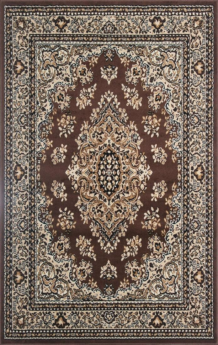 Gorgeous 4x6 Emirates (1532) Brown Rug High Quality