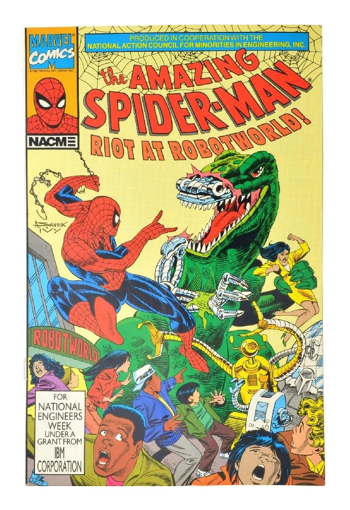 Amazing Spider-Man NACME (1990) Issue #2