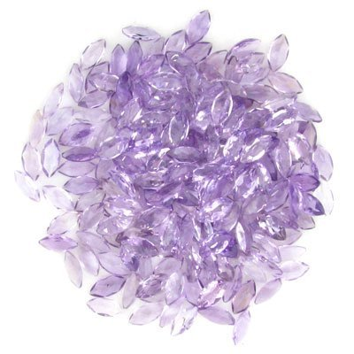 40: 99.80CT Marquise Amethyst Parcel-Investment Potenti