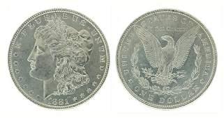 Rare 1881-O U.S. Morgan Silver Dollar Coin - Great