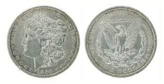 Rare 1896-O U.S. Morgan Silver Dollar Coin - Great