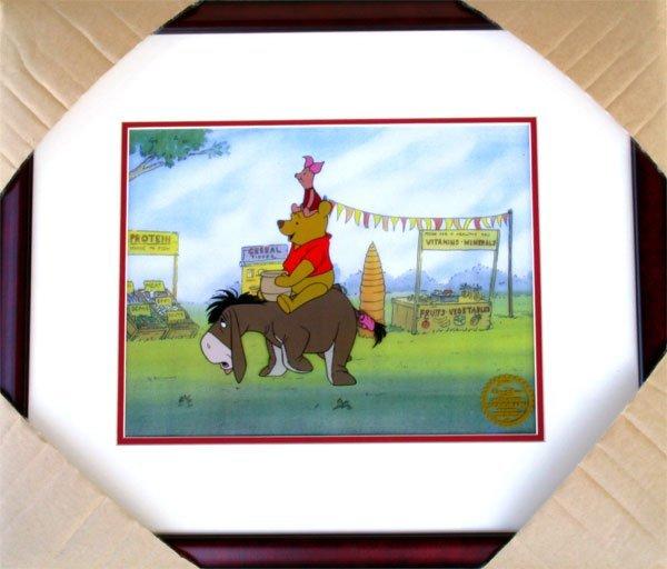 1840: Limited Edition Walt Disney Winnie The Pooh Serig