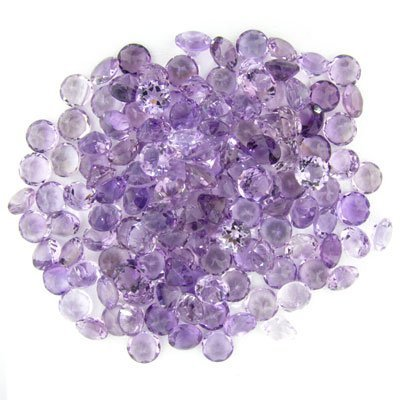 2700: 102.70CT Round Amethyst Parcel-Investment Potenti