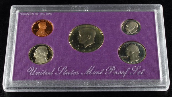 3028: 1989 U.S. Proof Set Coin-Investment Potential