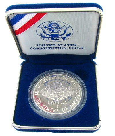 19: 1987 United States Constitution Coin-Investment Pot