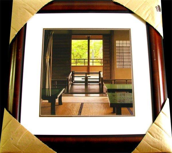 31: MICHAEL SEEWALD Tea House Interior  Kenroku-en Gard