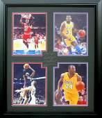 Rare Basketball Kobe Bryant LeBron James  Michael