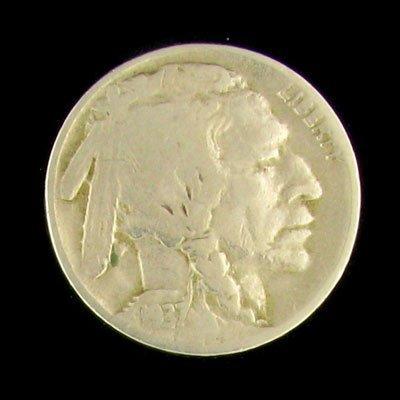 23: 1937-D US Five Cent Three Leg Coin-Investment Poten