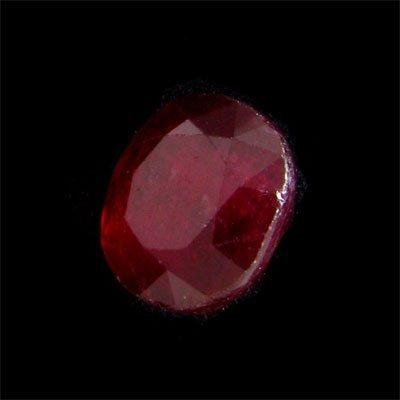 25: APP: 19.3k 12.43CT Cushion Ruby Gemstone-Precious G