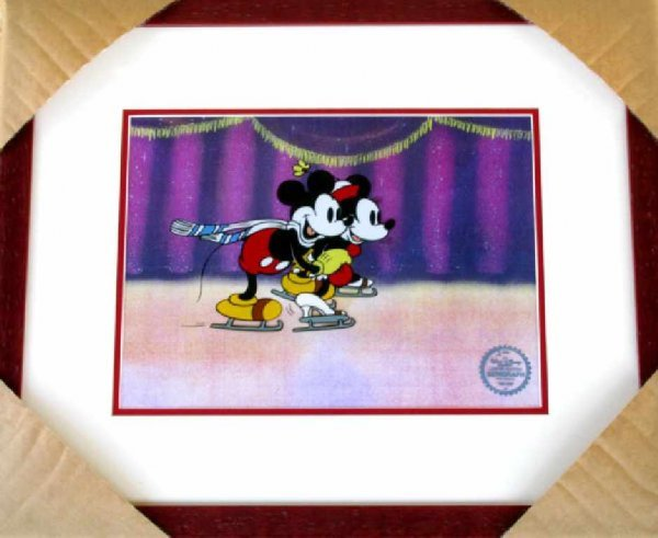29: Limited Edition Walt Disney Mickey and Minnie Mouse