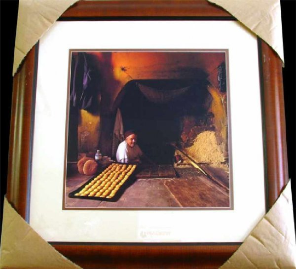 19: MICHAEL SEEWALD Baker of Asilah, Morocco Museum Pri