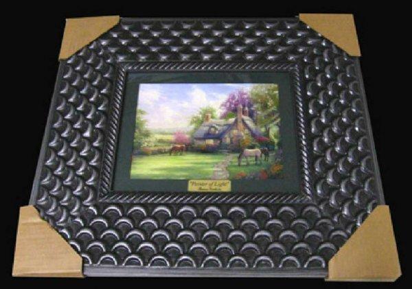 29: THOMAS KINKADE Museum Framed Calendar Print