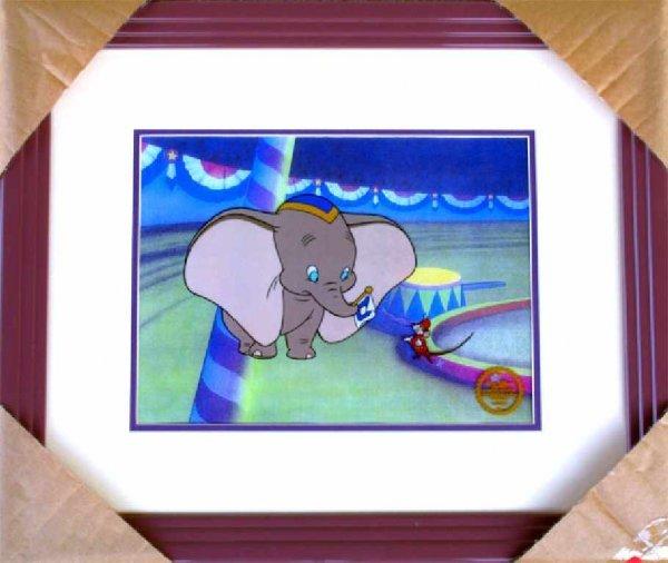 35: Limited Edition Walt Disney Dumbo Serigraph