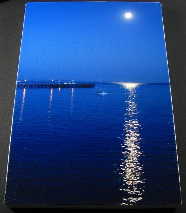 13: Star of Avila - Stretched Canvas Giclée Print