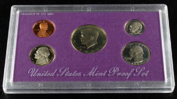 11: 1989 U.S. Proof Set Coin-Investment Potential