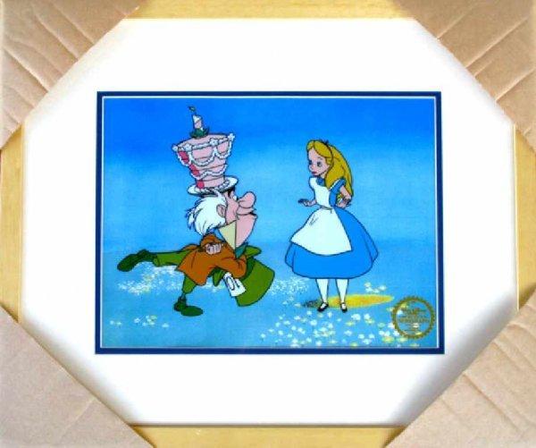 9: Limited Edition Walt Disney Alice in Wonderland Seri