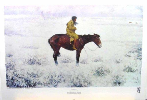39: FREDERIC REMINGTON The Herd Boy