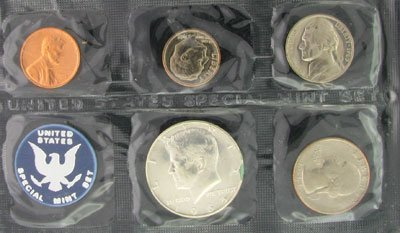 1965 U.S. Mint Set Coin - Investment Potential