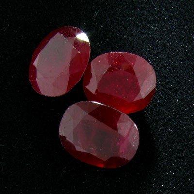 APP: 46k 19.16CT Cushion Ruby Parcel - Precious Gems