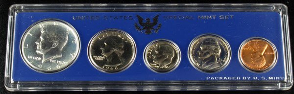 1966 U.S. Mint Set Coin - Investment Potential