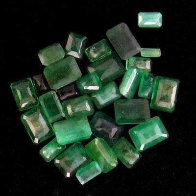 APP: 4.1k 18.03CT Square Emerald Parcel
