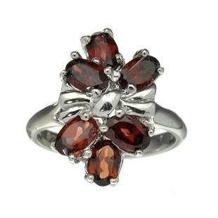 Fine Jewelry Designer Sebastian, 3.28CT Oval Cut