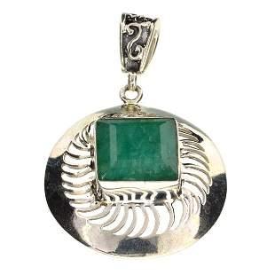 Fine Jewelry Designer Sebastian 11.74CT Square Cut