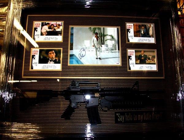 Al Pacino-Authentic Signature-Scarface