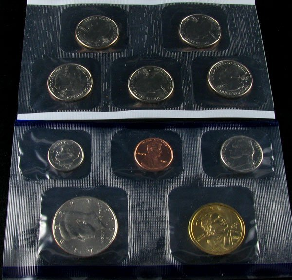 2003 U.S. Mint Set Coin - Investment