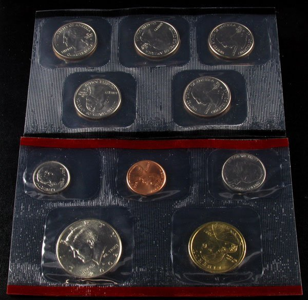2002 U.S. Mint Set Coin - Investment
