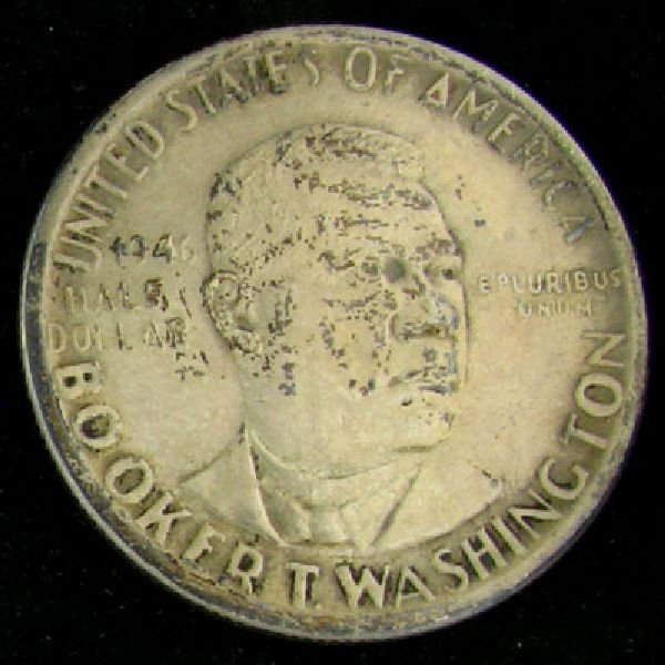 1946 Booker T. Washington Coin - Investment