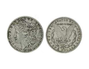 Rare 1900 US Morgan Silver Dollar Great Investment