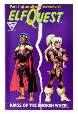 Elfquest Kings of the Broken Wheel (1990) Issue 1