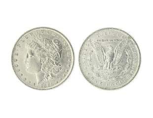 Rare 1885 US Morgan Silver Dollar Great Investment